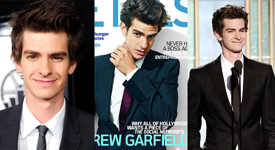 "Andrew Garfield (Em ""Boy A"", ""Never Let Me Go"" e ""Imaginarium"")"