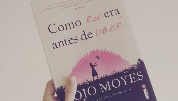 [Livro] Me Before You
